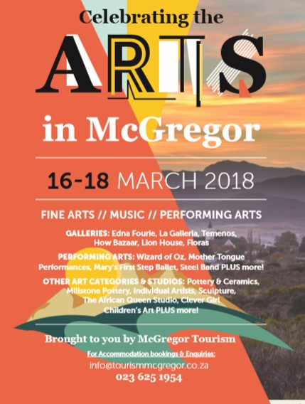 Celebrating the Arts in McGregor