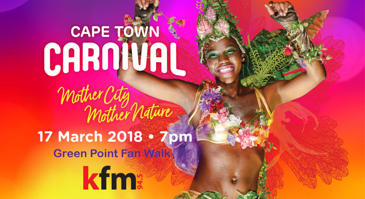 Cape Town Carnival 2018 brought to you by Kfm 94.5