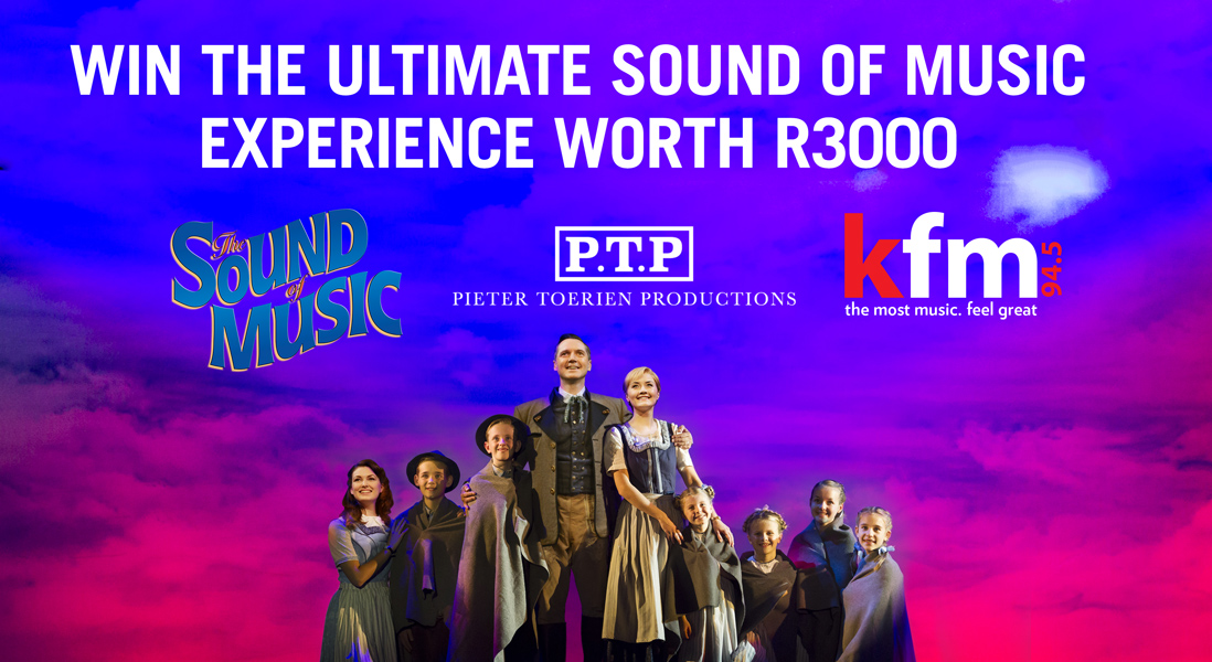 Win the Ultimate Sound of Music Experience Worth R3000 with Kfm 94.5