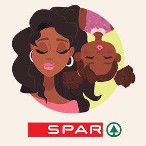 SPAR Mothers Day on 702
