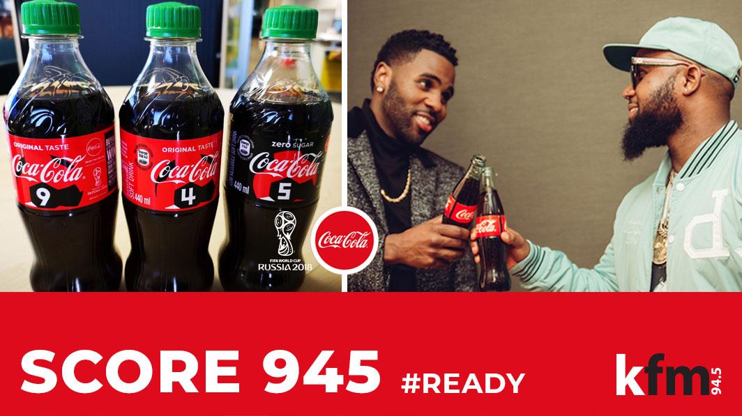 Coca Cola Africa Score 945