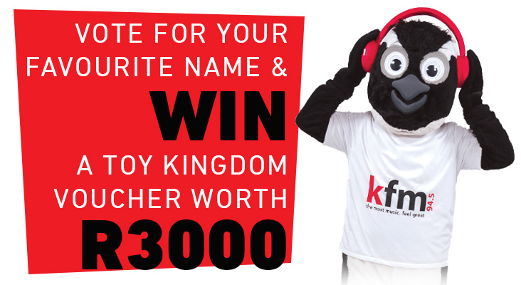 Kfm 94.5 Vote to Name the Mascot