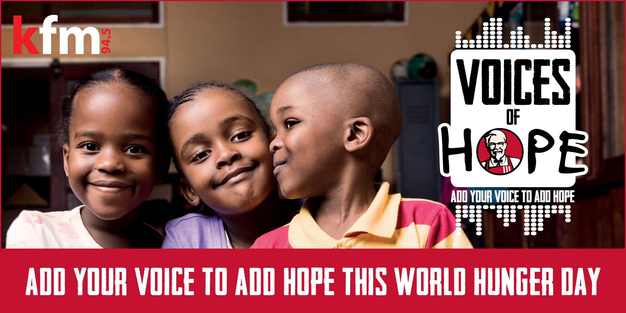 KFC's Voices of Hope