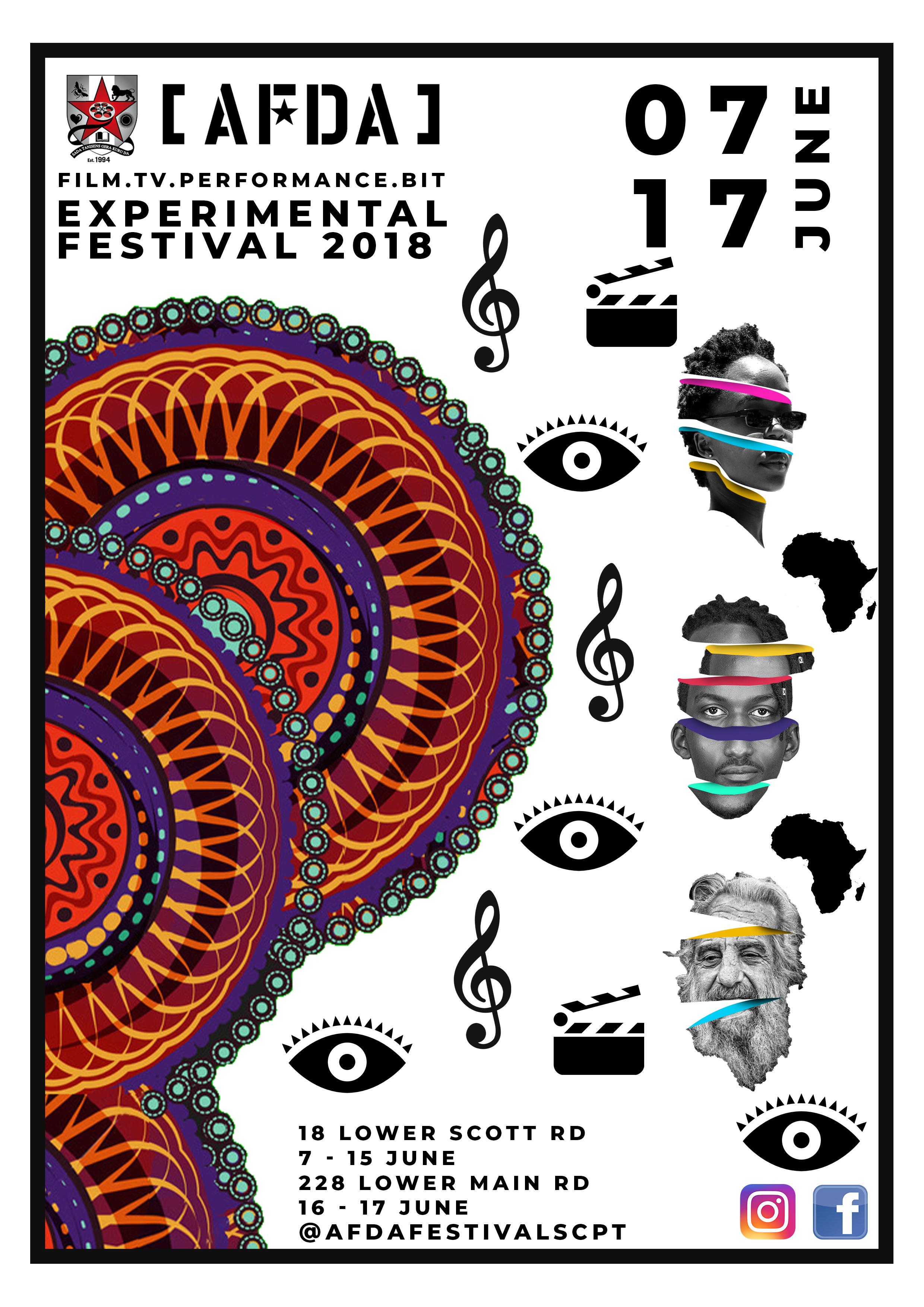 AFDA Experimental Festival 2018