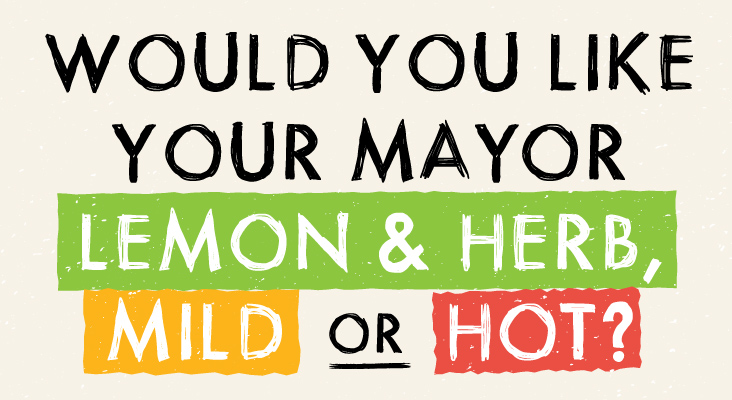 Cape Talk How would you like your Mayor?