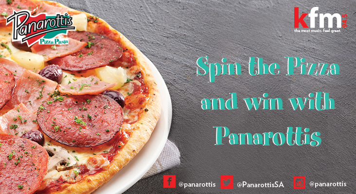 PANAROTTIS  SPIN THE PIZZA