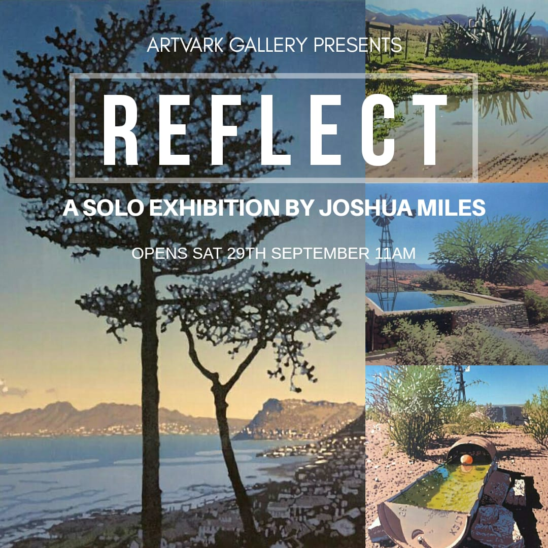 Reflect by Joshua Miles