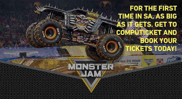 Monster Jam KFM