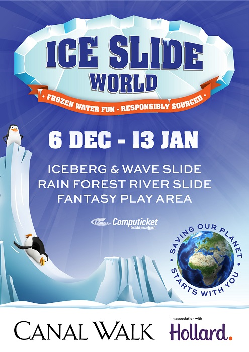 Ice Slide World