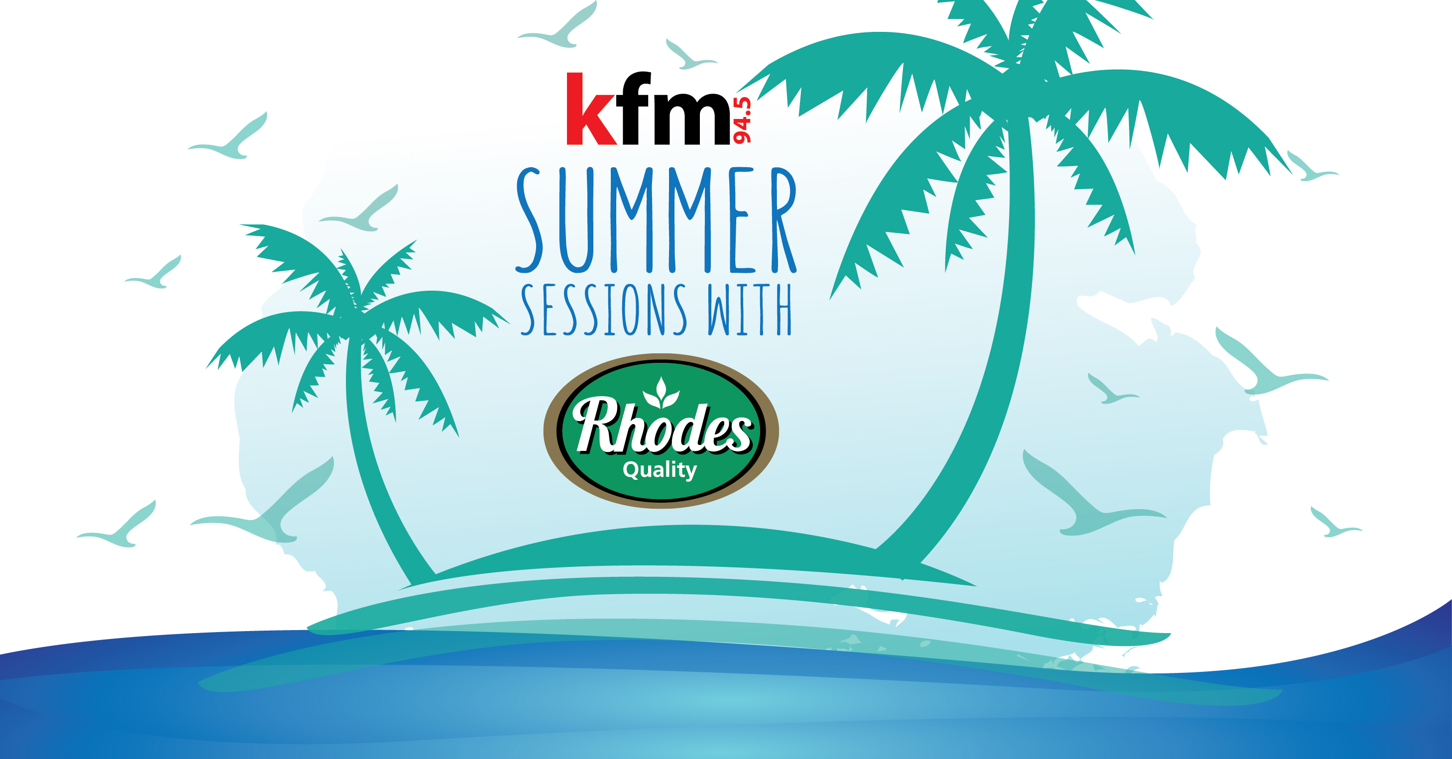 KFM SUMMER SESSIONS WITH RHODES