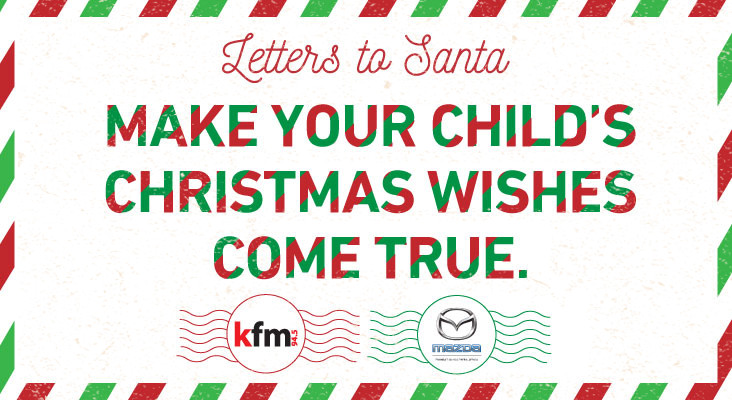 Letters to Santa with the Mazda Foundation Southern Africa