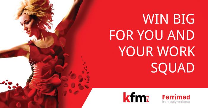 KFM 94.5 & FERRIMED