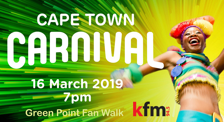 Cape Town Carnival 2019 brought to you by Kfm 94.5