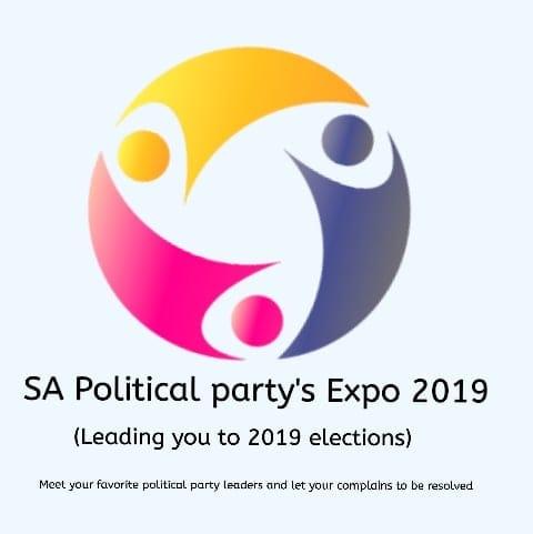 SA Political Party expo 2019