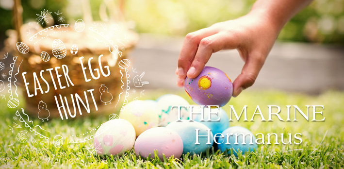 Celebrate Easter Sunday Lunch at The Marine, Hermanus