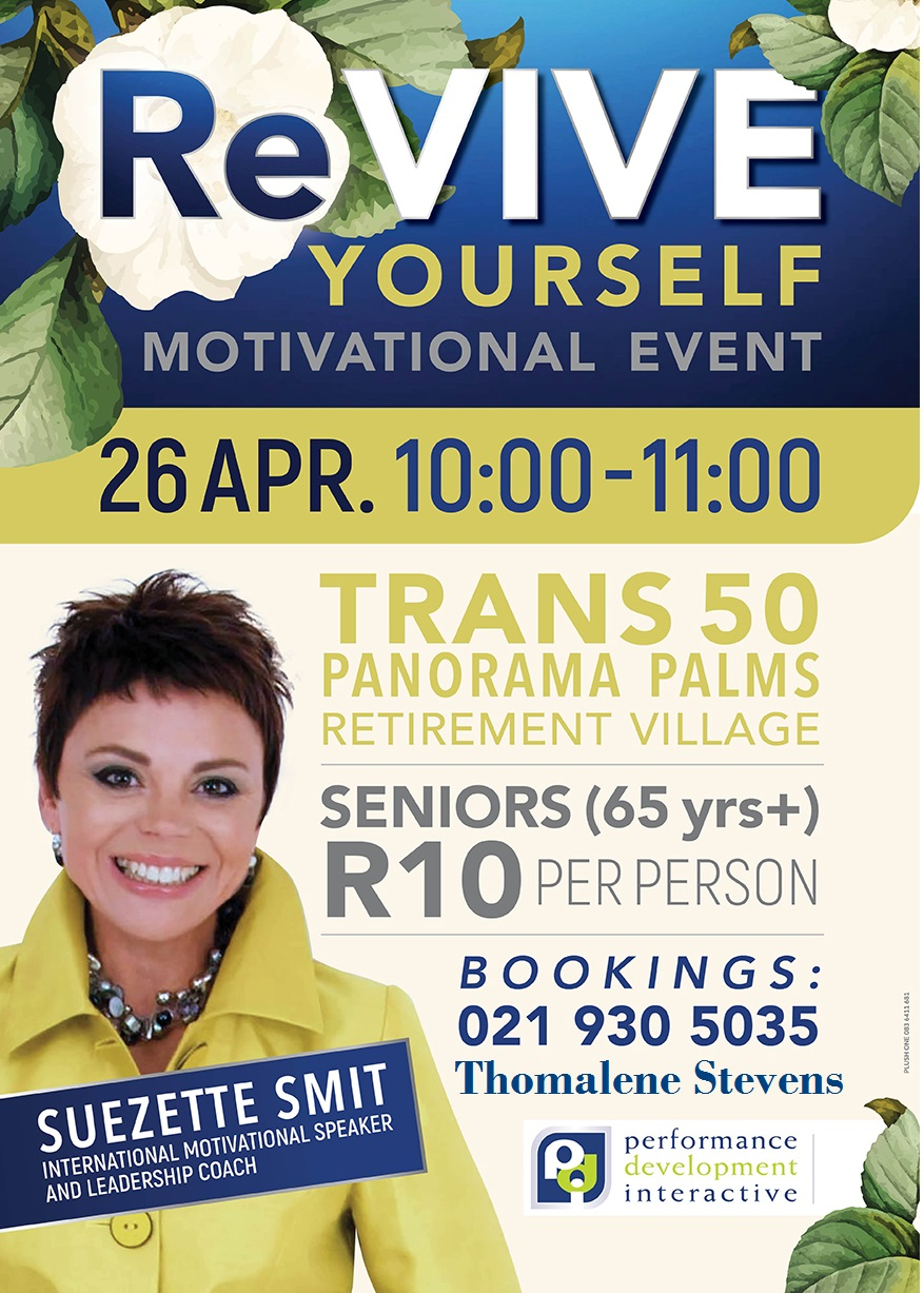 Revive Yourself- Motivational Event