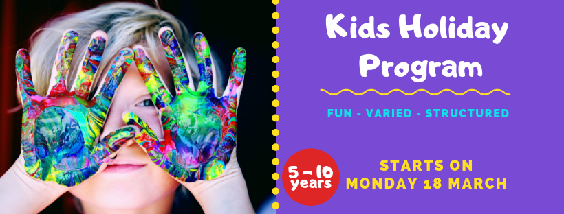 Kids Holiday Program