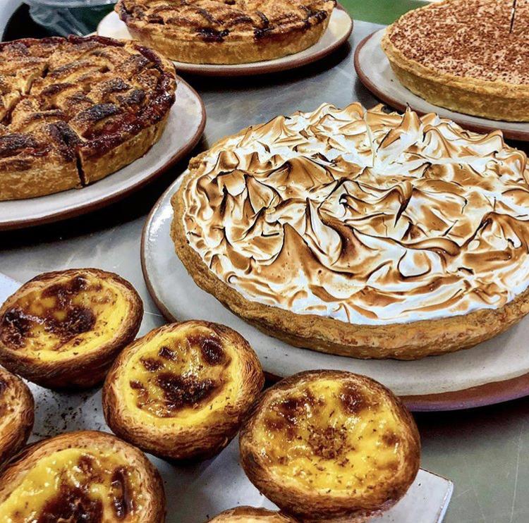 Bakers Breakfast at Vadas