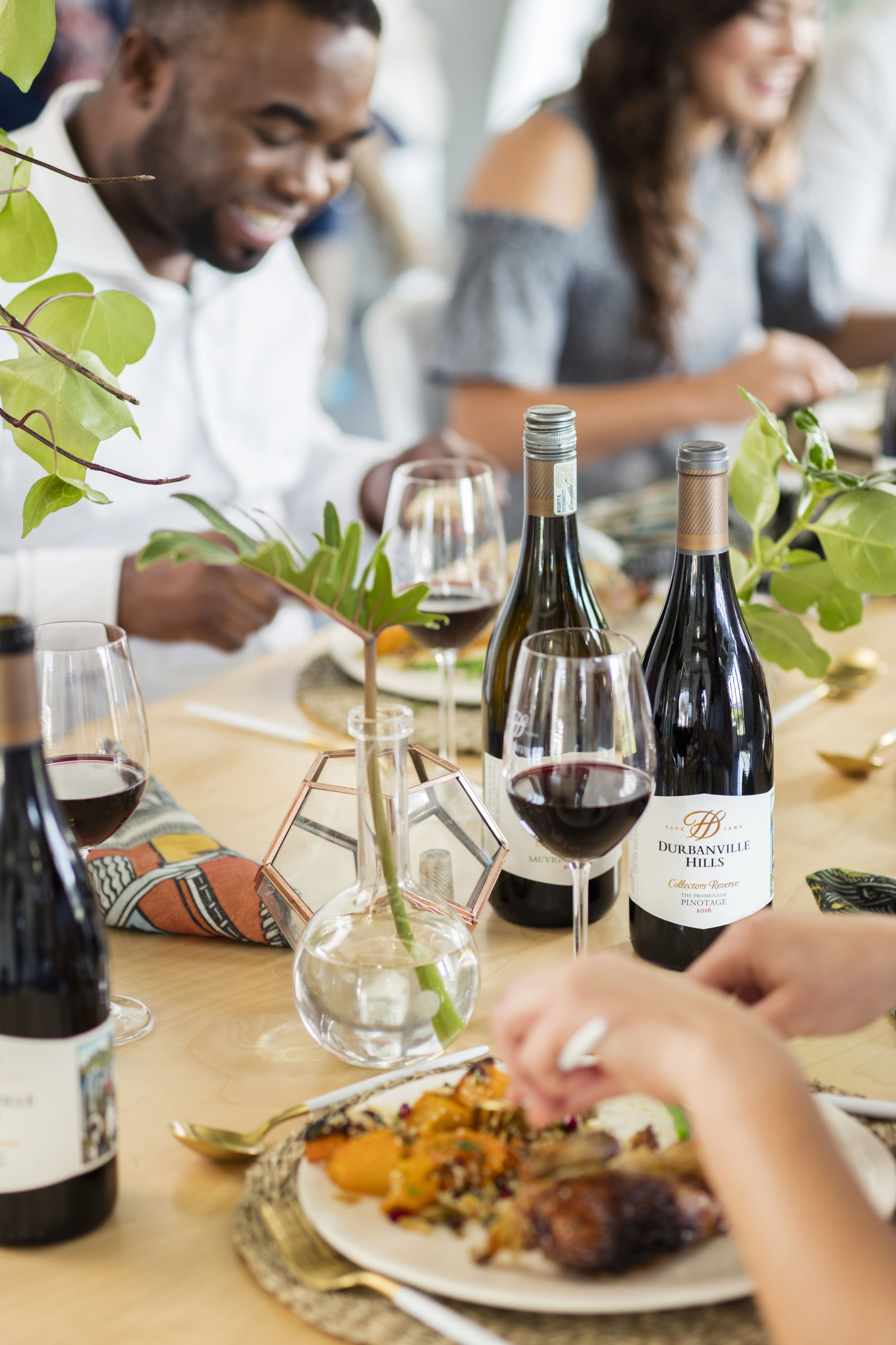 RED WINE PAIRING WITH DISHES FROM AROUND THE WORLD