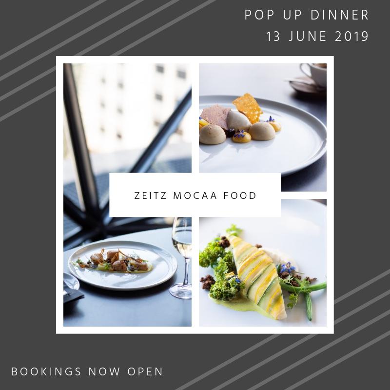 Zeitz MOCAA Pop-up Dinner