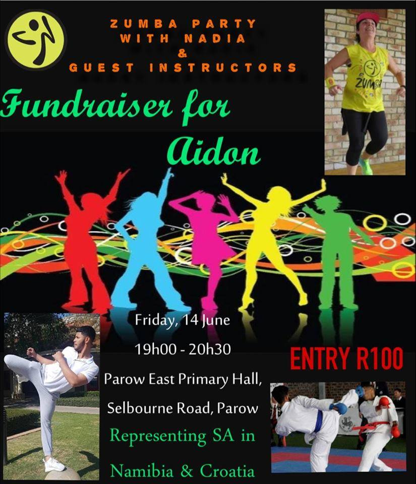 Zumba Dance Party - Fundraiser for Aidon