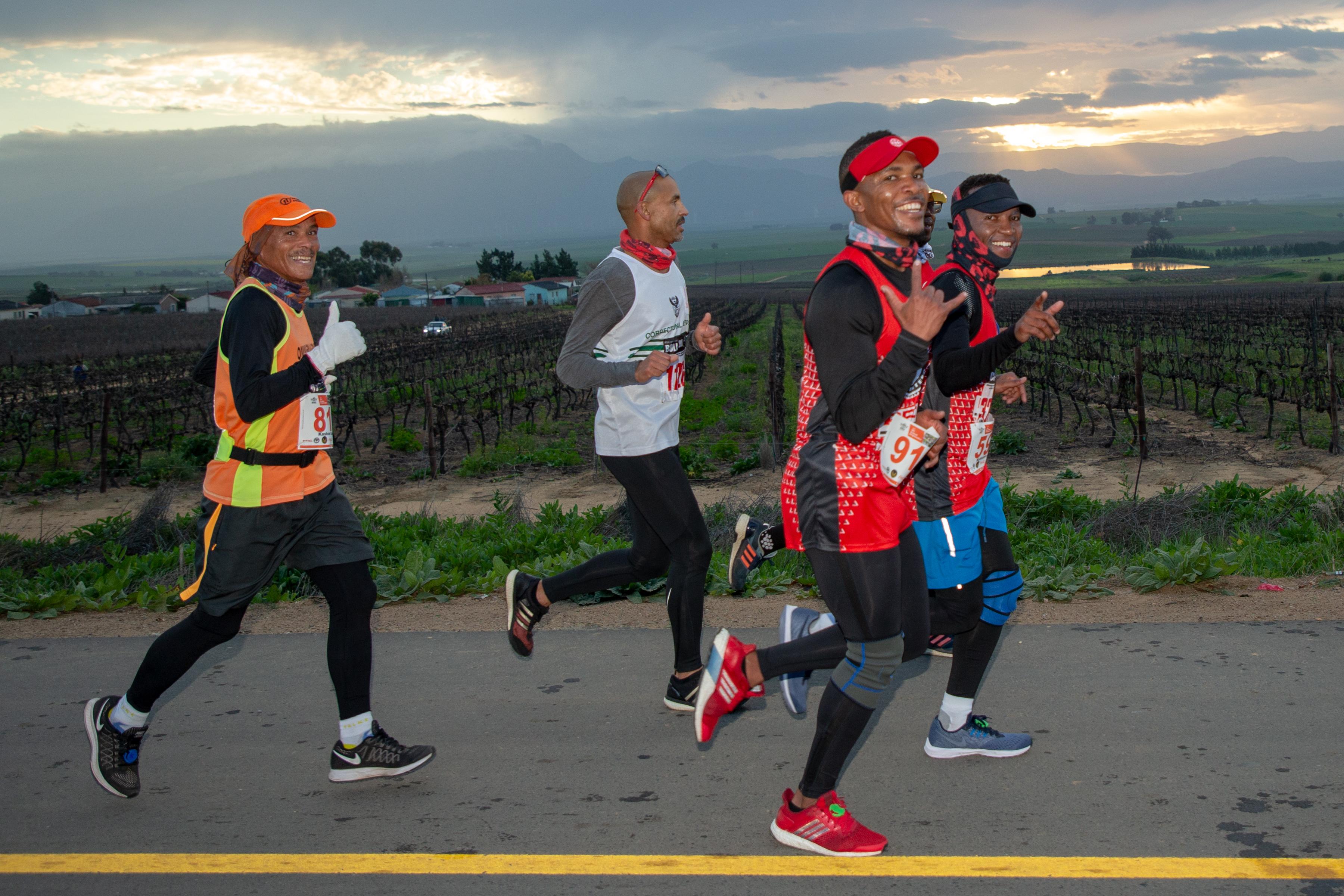 34th PPC Riebeek Bergmarathon