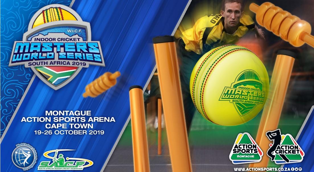 Indoor Cricket Masters World Series 2019