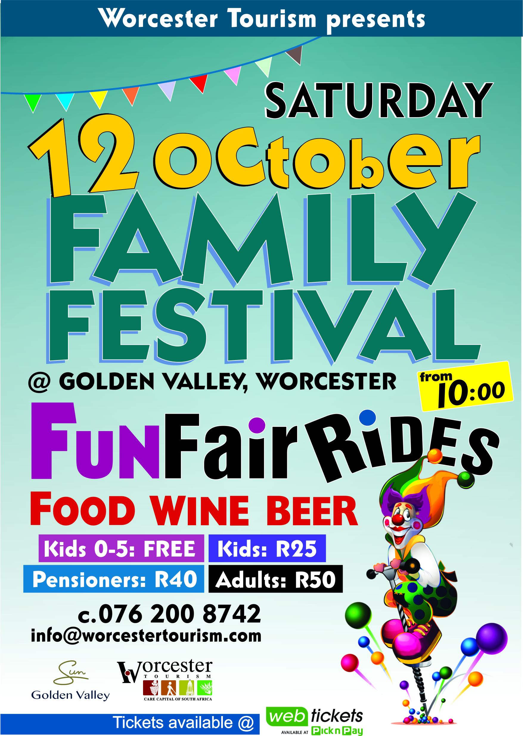 October Family Festival