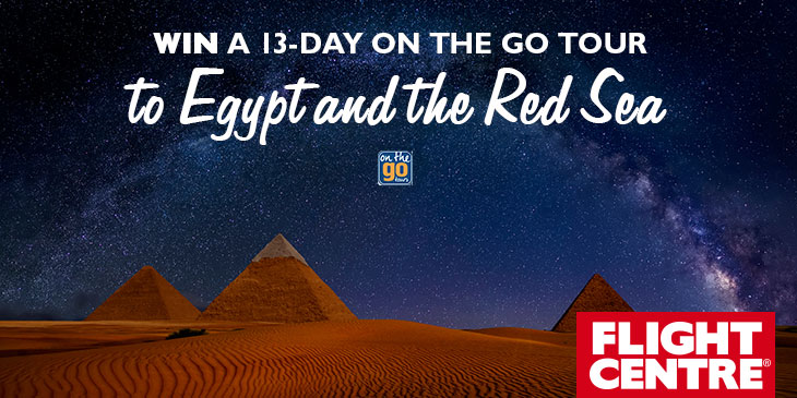 WIN a trip of a lifetime with Flight Centre and Kfm 94.5