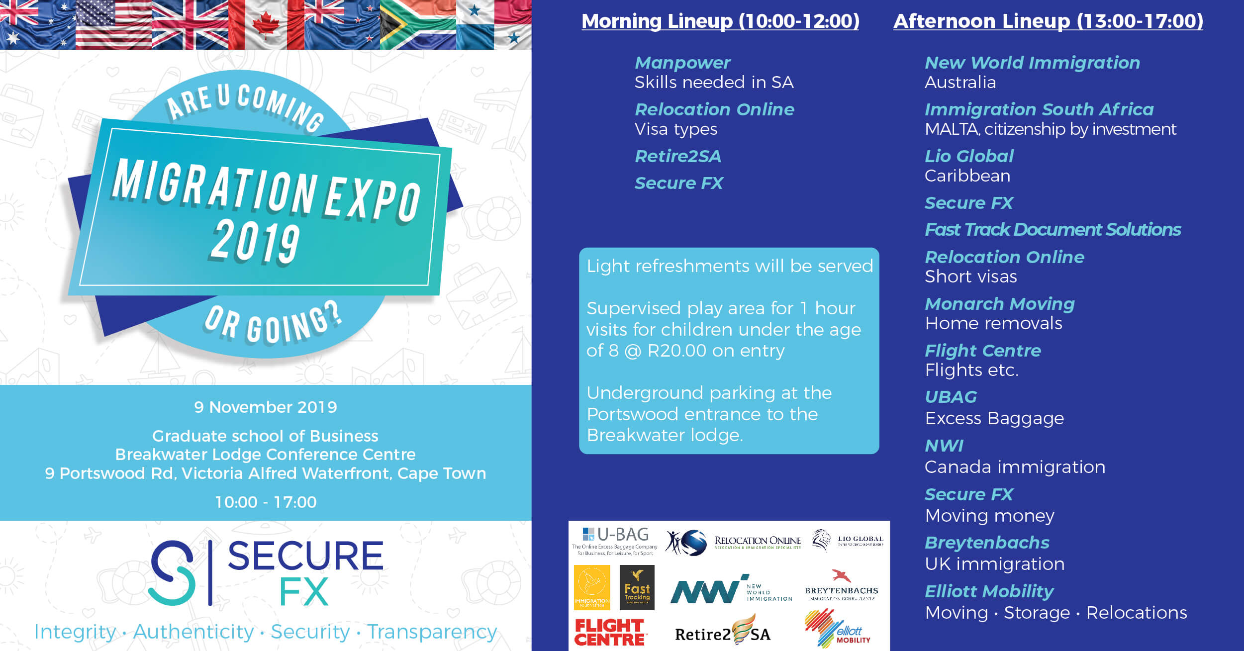 The MIGRATION EXPO