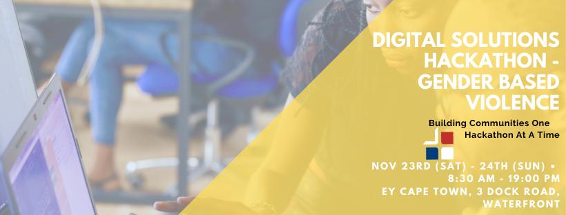 Digital Solutions Hackathon - Gender Based Violence