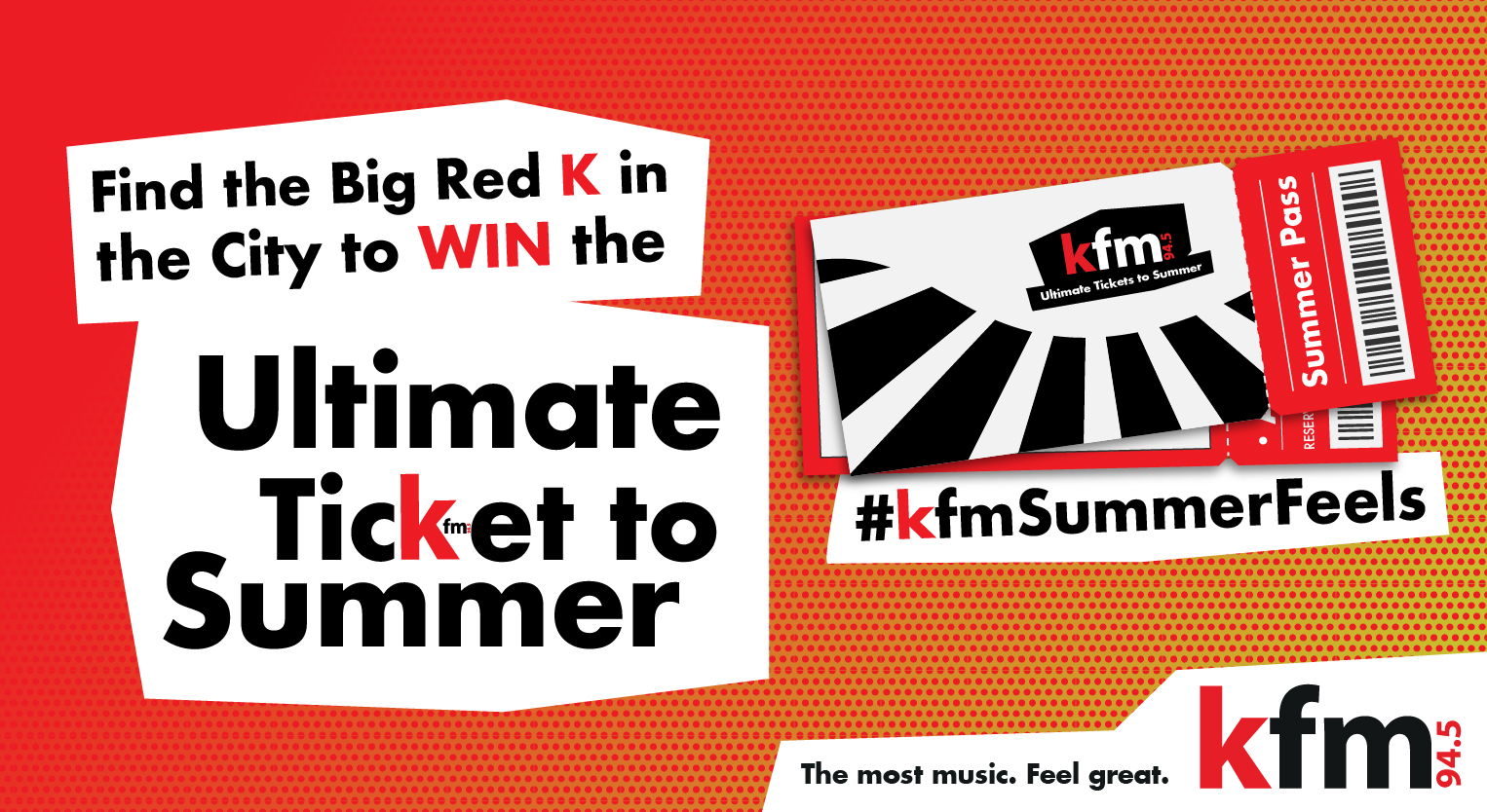 Win the Ultimate Ticket to Summer!