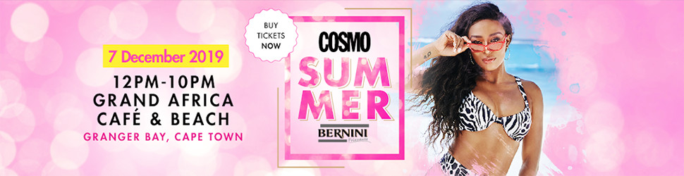 COSMO Summer taking over the City