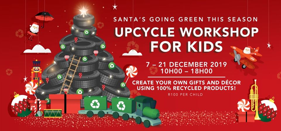 Upcycle Workshop For Kids