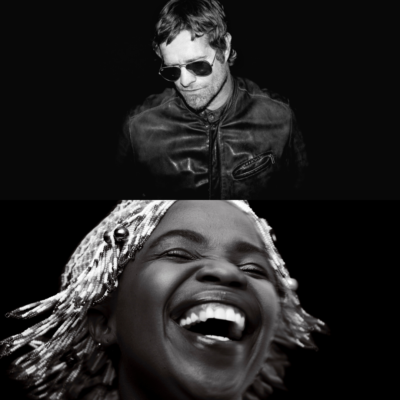 Arno Carstens & Zolani Mahola Outdoor Afternoon Summer Session