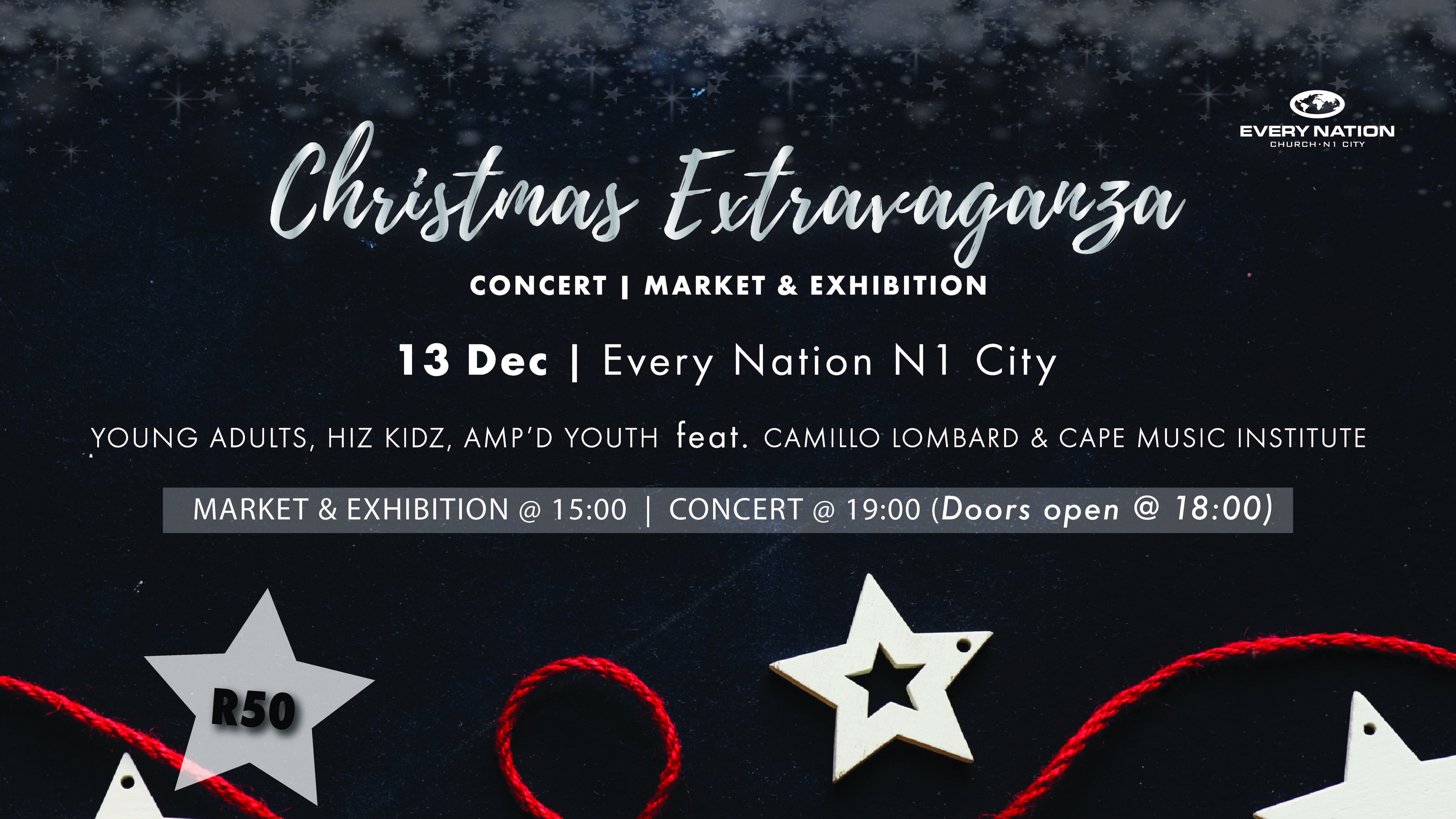 Christmas Extravaganza