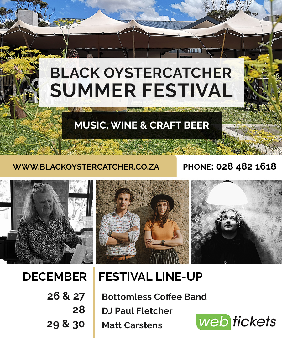 Black Oystercatcher Summer, Wine and Craft Beer Festival 2019