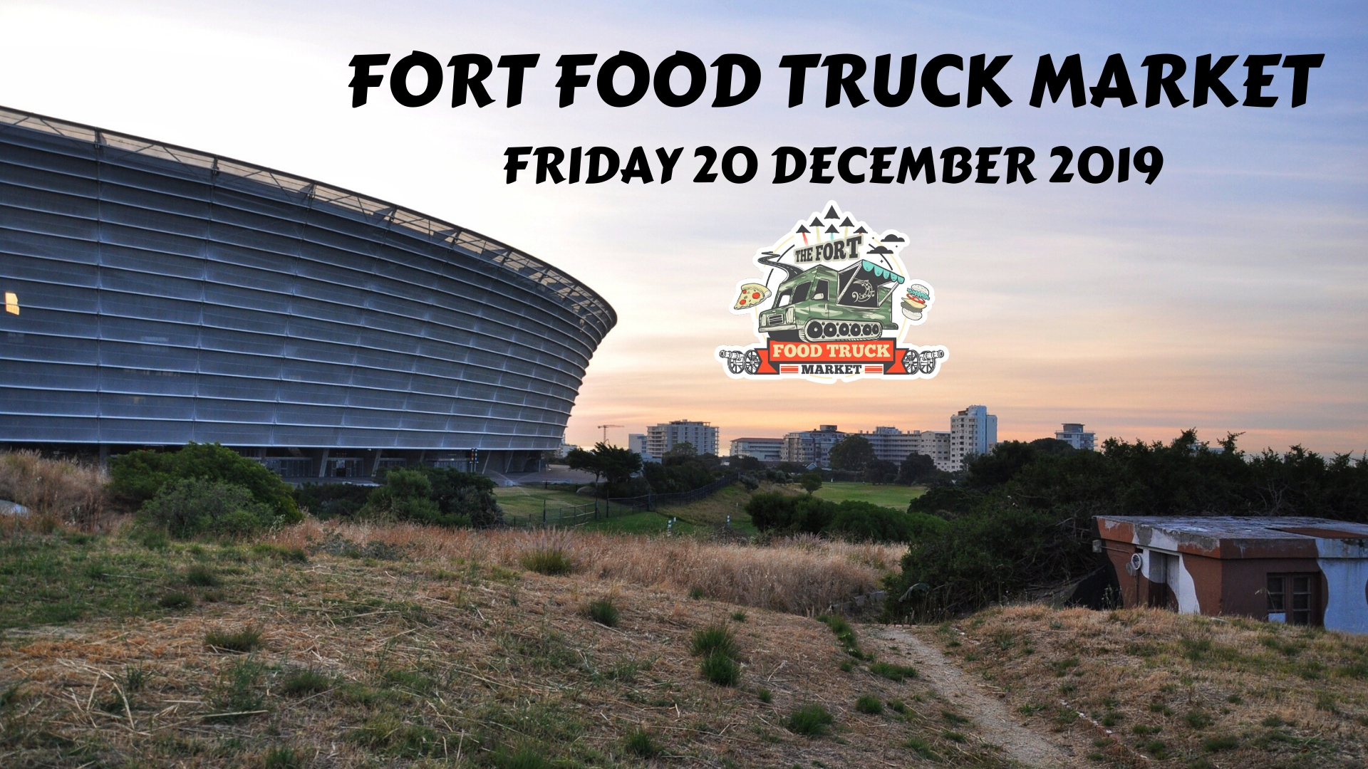 The Fort Food Truck Market - Fri 20 Dec