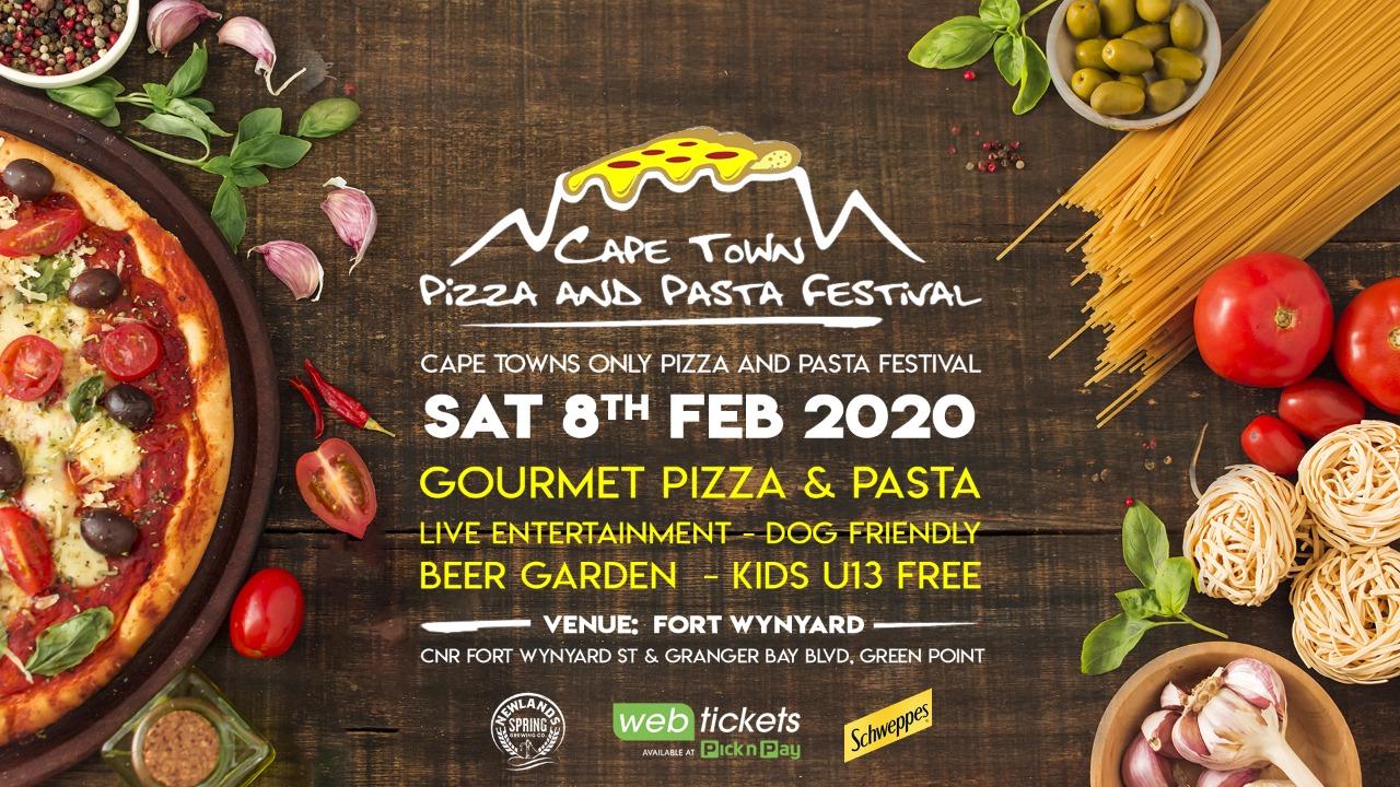 Cape Town Pizza & Pasta Festival 2020