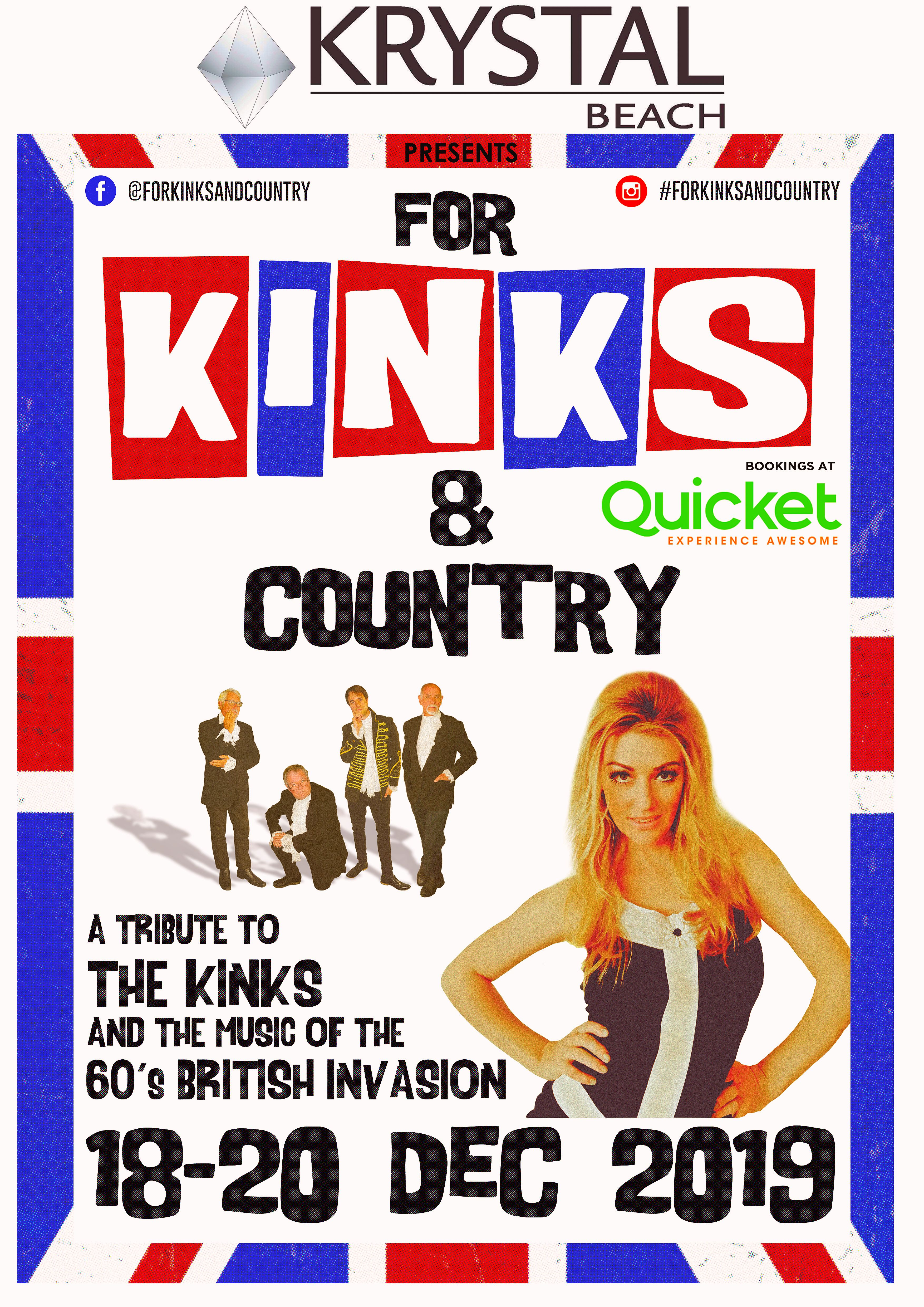 For Kinks and Country