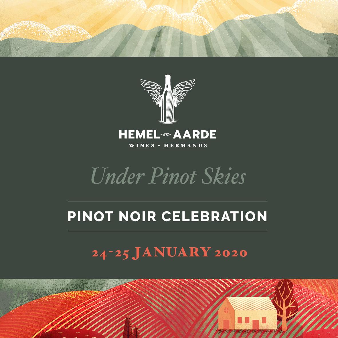 Hemel-en-Aarde Pinot Noir Celebration