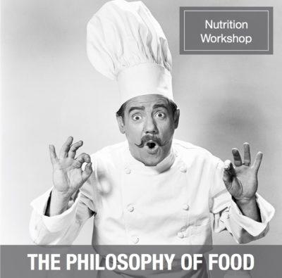 Philosophy of Food Talk with Dr Greg Venning