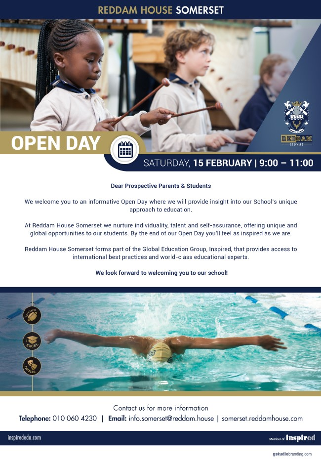 Open Day @ Reddam House Somerset