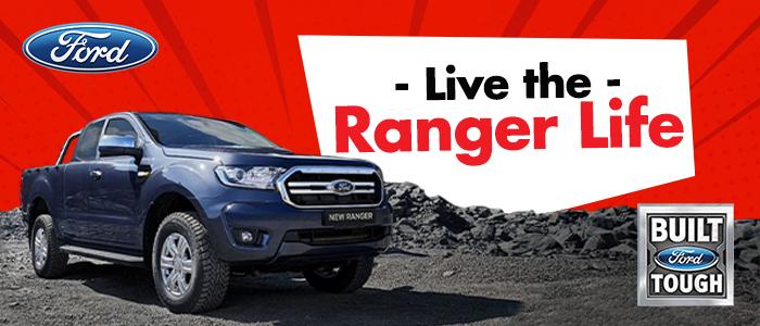 Living your best life means living the Ford Ranger Life on Kfm 94.5