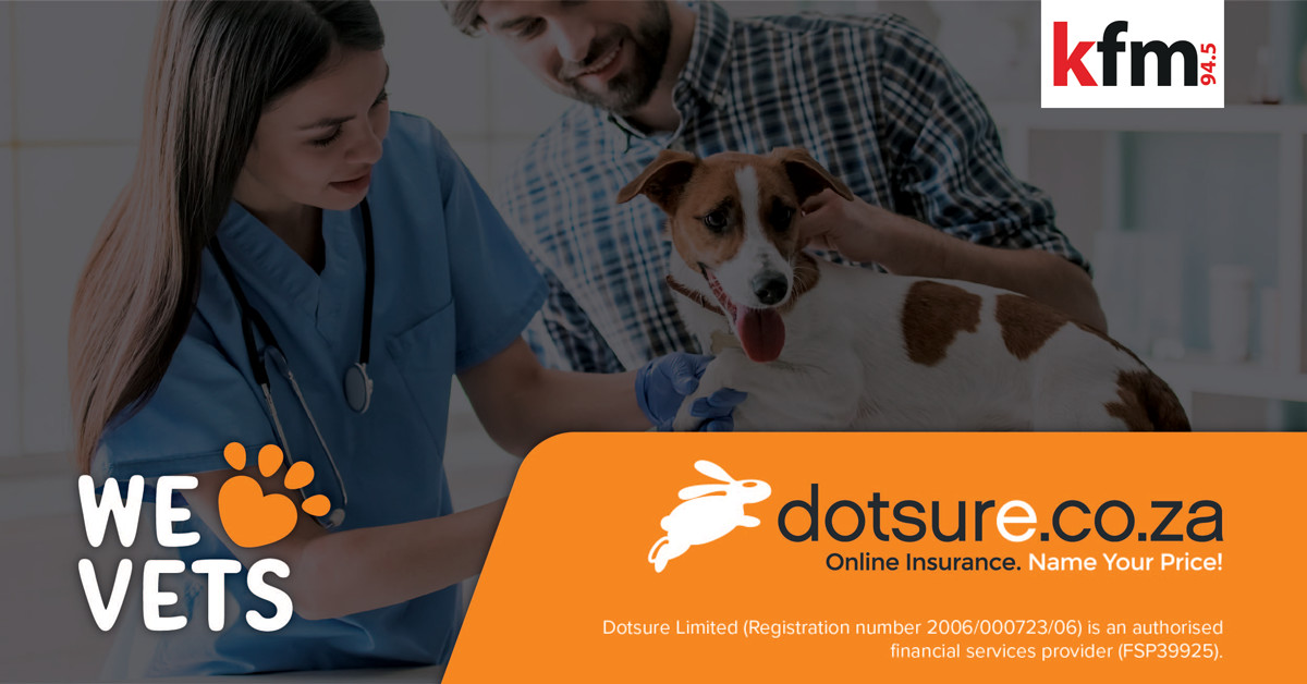 WIN UP TO R5000 CASH + R2500 FOR YOUR VET THIS VET APPRECIATION MONTH