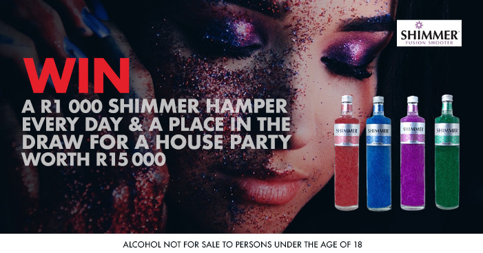 WIN WITH SHIMMER ON KFM NIGHTS