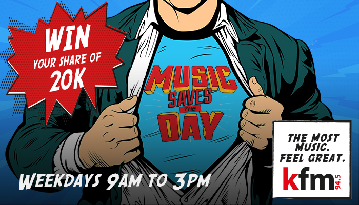 Tune into the MOST music. You could win a super cool share of R20 000!