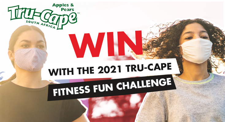 WIN With The 2021 Tru-Cape Fitness Fun Challenge