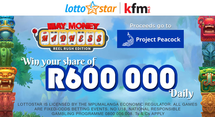 May Money Madness with LottoStar and Kfm 94.5 is back!