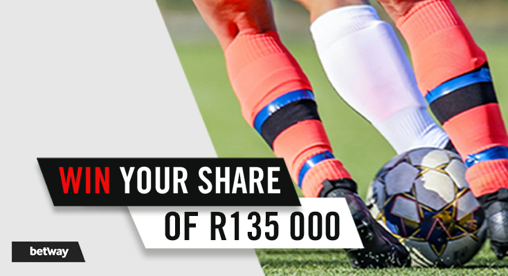 Win your share of R135 000 with Betway & Kfm 94.5!